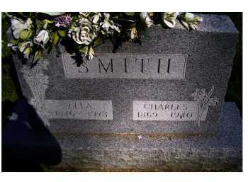 SMITH, ELLA - Scioto County, Ohio   ELLA SMITH - Ohio Gravestone Photos