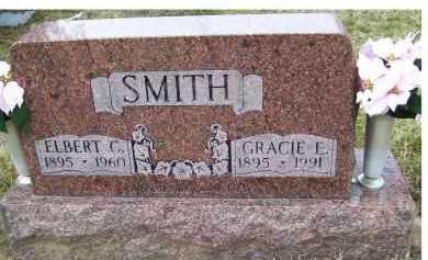 SMITH, ELBERT C. - Scioto County, Ohio | ELBERT C. SMITH - Ohio Gravestone Photos