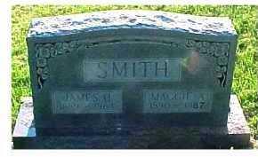 SMITH, JAMES H. - Scioto County, Ohio | JAMES H. SMITH - Ohio Gravestone Photos