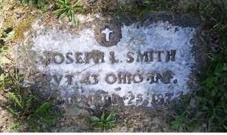 SMITH, JOSEPH L. - Scioto County, Ohio   JOSEPH L. SMITH - Ohio Gravestone Photos