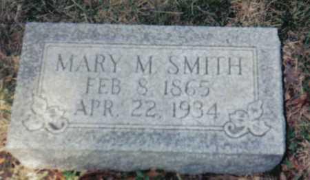 SMITH, MARY M. - Scioto County, Ohio | MARY M. SMITH - Ohio Gravestone Photos