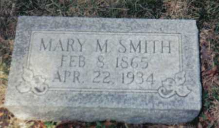 SMITH, MARY M. - Scioto County, Ohio | MARY M. SMITH - Ohio Gravestone Photos