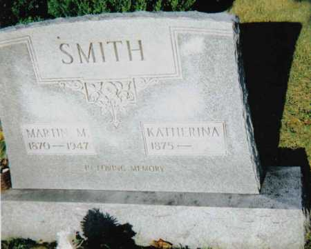 SMITH, MARTIN M. - Scioto County, Ohio | MARTIN M. SMITH - Ohio Gravestone Photos