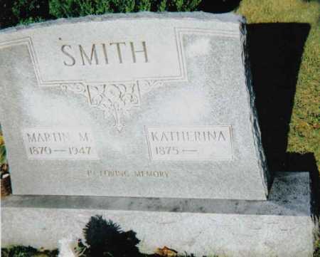 SMITH, MARTIN M. - Scioto County, Ohio | MARTIN M. SMITH - Ohio Gravestone Photos
