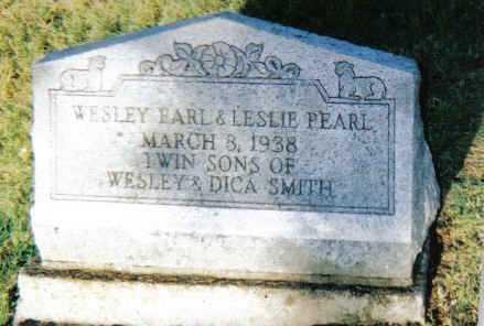 SMITH, LESLIE PEARL - Scioto County, Ohio | LESLIE PEARL SMITH - Ohio Gravestone Photos