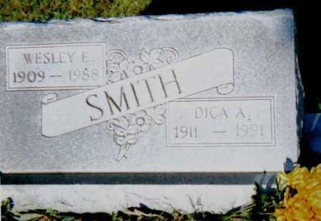 SMITH, DICA A. - Scioto County, Ohio | DICA A. SMITH - Ohio Gravestone Photos