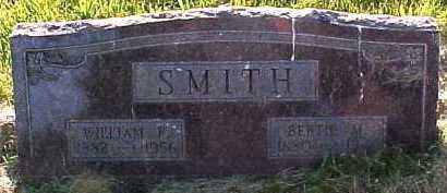 SMITH, WILLIAM F. - Scioto County, Ohio | WILLIAM F. SMITH - Ohio Gravestone Photos