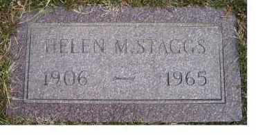 STAGGS, HELEN M. - Scioto County, Ohio | HELEN M. STAGGS - Ohio Gravestone Photos
