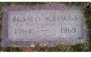 STAGGS, RUSSELL R. - Scioto County, Ohio | RUSSELL R. STAGGS - Ohio Gravestone Photos