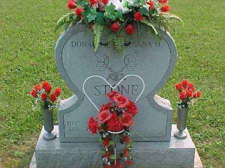 STONE, SUSANA M. - Scioto County, Ohio | SUSANA M. STONE - Ohio Gravestone Photos