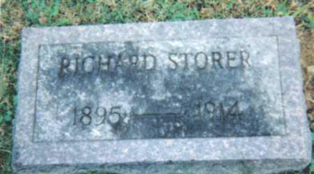 STORER, RICHARD - Scioto County, Ohio | RICHARD STORER - Ohio Gravestone Photos