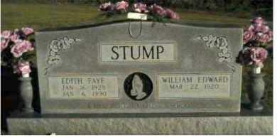STUMP, WILLIAM EDWARD - Scioto County, Ohio | WILLIAM EDWARD STUMP - Ohio Gravestone Photos