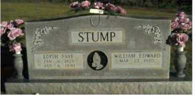 STUMP, EDITH FAYE - Scioto County, Ohio | EDITH FAYE STUMP - Ohio Gravestone Photos
