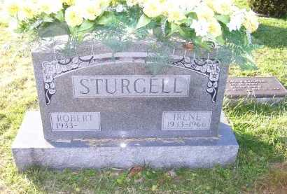 STURGELL, IRENE - Scioto County, Ohio | IRENE STURGELL - Ohio Gravestone Photos