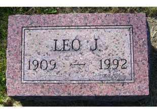 SWISSHELM, LEO J. - Scioto County, Ohio   LEO J. SWISSHELM - Ohio Gravestone Photos