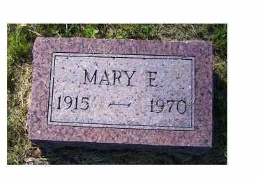 SWISSHELM, MARY E. - Scioto County, Ohio | MARY E. SWISSHELM - Ohio Gravestone Photos
