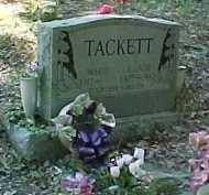 TACKETT, JACK - Scioto County, Ohio | JACK TACKETT - Ohio Gravestone Photos