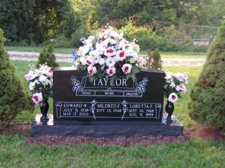EICHENLAUB TAYLOR, MILDRED FAYE - Scioto County, Ohio | MILDRED FAYE EICHENLAUB TAYLOR - Ohio Gravestone Photos