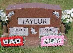 TAYLOR, ROBERT L. - Scioto County, Ohio | ROBERT L. TAYLOR - Ohio Gravestone Photos