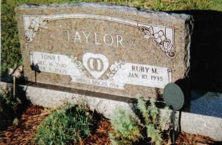 TAYLOR, RUBY M. - Scioto County, Ohio   RUBY M. TAYLOR - Ohio Gravestone Photos