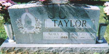 TAYLOR, WALLACE W. - Scioto County, Ohio | WALLACE W. TAYLOR - Ohio Gravestone Photos