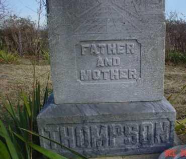 THOMPSON, MOTHER - Scioto County, Ohio   MOTHER THOMPSON - Ohio Gravestone Photos