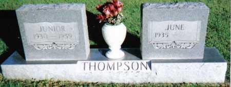 THOMPSON, JUNIOR - Scioto County, Ohio | JUNIOR THOMPSON - Ohio Gravestone Photos