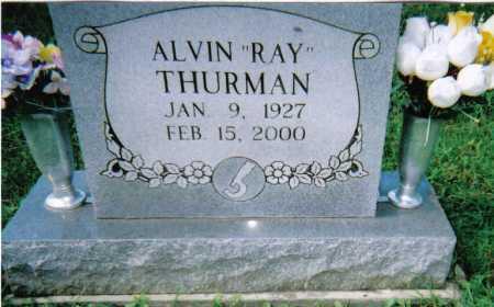 THURMAN, ALVIN RAY - Scioto County, Ohio | ALVIN RAY THURMAN - Ohio Gravestone Photos