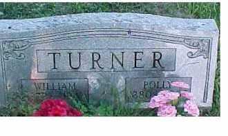 TURNER, POLLY - Scioto County, Ohio | POLLY TURNER - Ohio Gravestone Photos