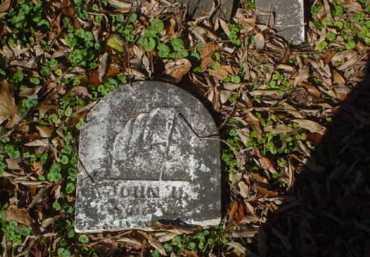 UNKNOWN, JOHN - Scioto County, Ohio | JOHN UNKNOWN - Ohio Gravestone Photos
