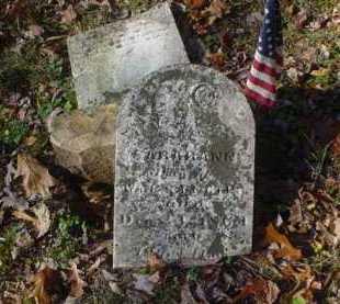 UNKNOWN, SARAH ANN - Scioto County, Ohio | SARAH ANN UNKNOWN - Ohio Gravestone Photos