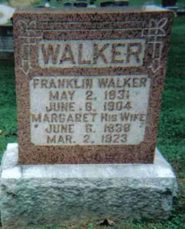 WALKER, MARGARET - Scioto County, Ohio | MARGARET WALKER - Ohio Gravestone Photos