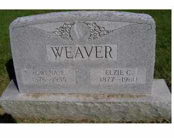 WEAVER, ROWENA E. - Scioto County, Ohio | ROWENA E. WEAVER - Ohio Gravestone Photos