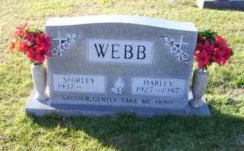 WEBB, HARLEY - Scioto County, Ohio   HARLEY WEBB - Ohio Gravestone Photos
