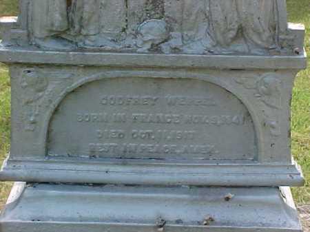 WEPPEL, GODFREY - Scioto County, Ohio   GODFREY WEPPEL - Ohio Gravestone Photos