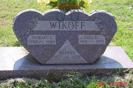 GEORGE WIKOFF, SARA KATHERINE - Scioto County, Ohio | SARA KATHERINE GEORGE WIKOFF - Ohio Gravestone Photos