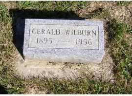 WILBURN, GERALD - Scioto County, Ohio | GERALD WILBURN - Ohio Gravestone Photos