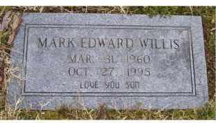 WILLIS, MARK EDWARD - Scioto County, Ohio | MARK EDWARD WILLIS - Ohio Gravestone Photos