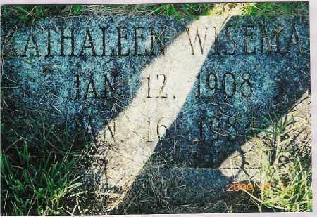 KUHN WISEMAN, KATHALEEN - Scioto County, Ohio | KATHALEEN KUHN WISEMAN - Ohio Gravestone Photos