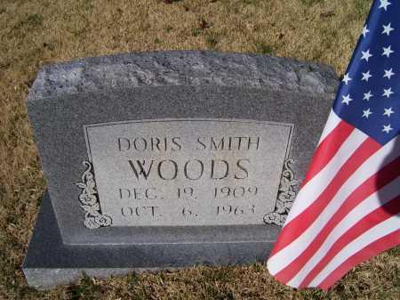SMITH WOODS, DORIS - Scioto County, Ohio | DORIS SMITH WOODS - Ohio Gravestone Photos