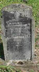 YOUNG, RODA M. - Scioto County, Ohio | RODA M. YOUNG - Ohio Gravestone Photos