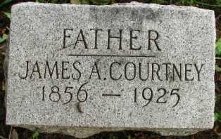 COURTNEY, JAMES A. - Seneca County, Ohio | JAMES A. COURTNEY - Ohio Gravestone Photos