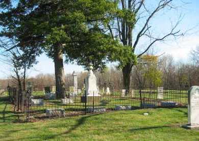 CROCKETT, FAMILY PLOT - Seneca County, Ohio | FAMILY PLOT CROCKETT - Ohio Gravestone Photos
