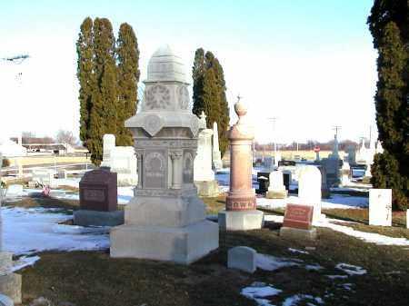 DROWN, EVERETT - Seneca County, Ohio | EVERETT DROWN - Ohio Gravestone Photos