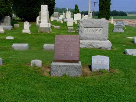 WALDEN DROWN, EMMA A - Seneca County, Ohio | EMMA A WALDEN DROWN - Ohio Gravestone Photos