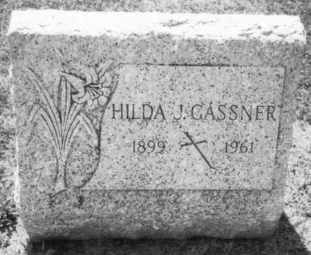 GASSNER, HILDA J. - Seneca County, Ohio | HILDA J. GASSNER - Ohio Gravestone Photos