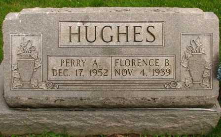 HUGHES, PERRY A. - Seneca County, Ohio | PERRY A. HUGHES - Ohio Gravestone Photos