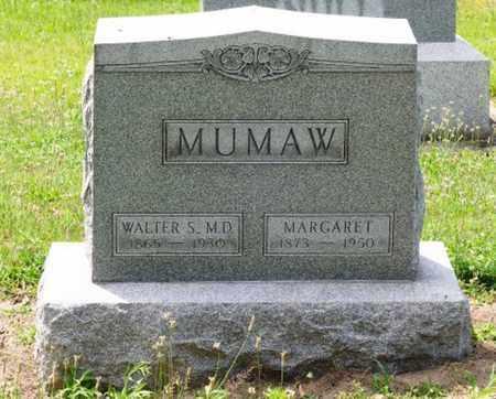MUMAW, MARGARET - Seneca County, Ohio | MARGARET MUMAW - Ohio Gravestone Photos