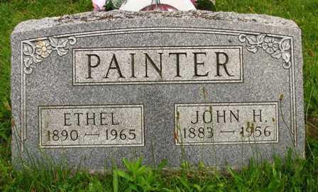 PAINTER, ETHEL - Seneca County, Ohio | ETHEL PAINTER - Ohio Gravestone Photos