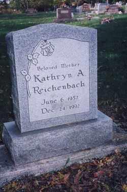THOMAS REICHENBACH, KATHRYN - Seneca County, Ohio | KATHRYN THOMAS REICHENBACH - Ohio Gravestone Photos